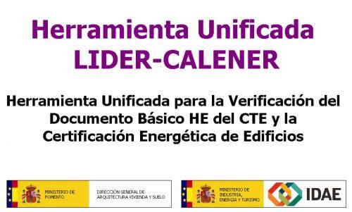 HULC Herramienta Unificada LIDER CALENER