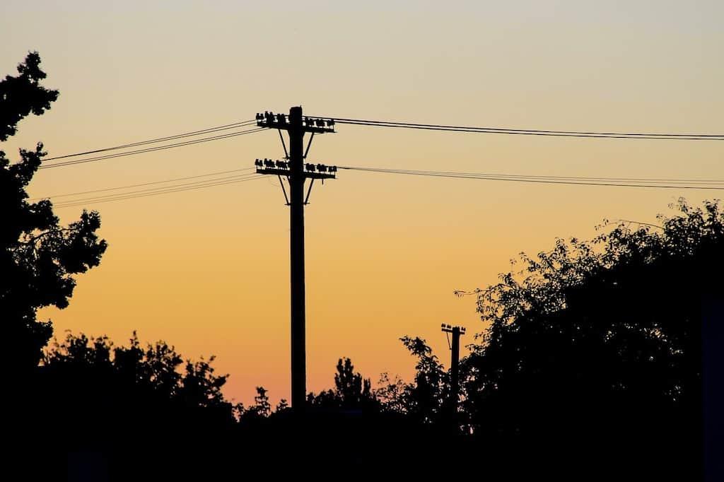 impuesto en la factura de la luz